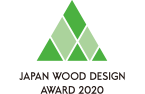 JAPAN WOOD DESIGN AWARD 2020